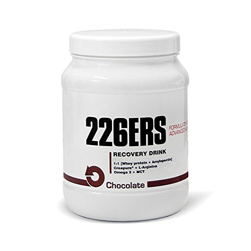 226ERS Recovery Drink Recuperador Muscular, Sabor Chocolate - 600 gr