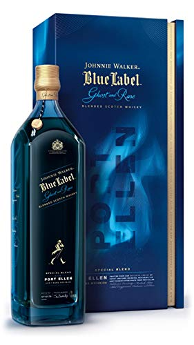 Johnnie Walker - Blue Label Ghost And Rare Series - Port Ellen & Rare - Whisky