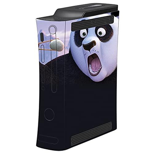 VINILOL Vinilo para Xbox 360 pegatina cubierta Kung Fu Panda skin para consola.