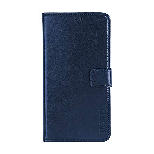 Manyip Hülle für ZTE Blade A512,Handyhülle ZTE Blade A512,TPU-Schutzhülle mit [Aufstellfunktion] [Kartenfächern] [Magnetverschluss] Brieftasche Ledertasche für ZTE Blade A512
