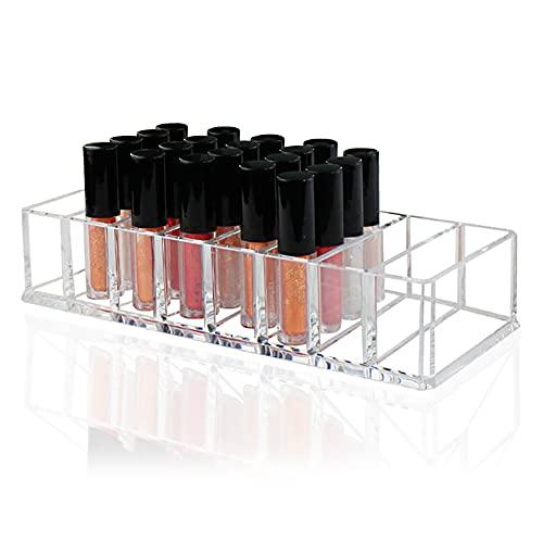 Transparent Make up aufbewahrung,Kosmetik organizer,Fnagellack/Lippenstift organizer,für die Veredelung von Schminktischen im Bad oder Schlafzimmer,8 gitte