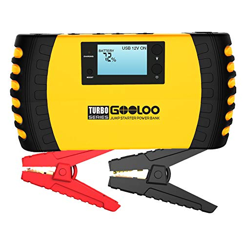 GOOLOO 1500A Peak Car Battery Charger
