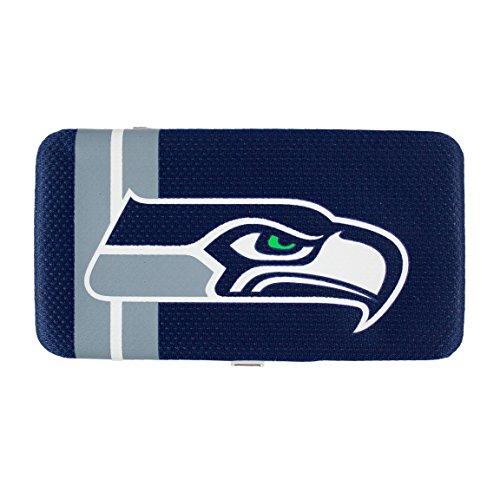 NFL Seattle Seahawks Shell Mesh Wallet