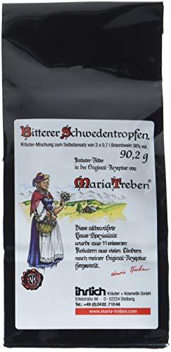 Ihrlich - 3er Pack Schwedenbitteransatz-Mischung (3 x 90,2 g) von Maria Treben