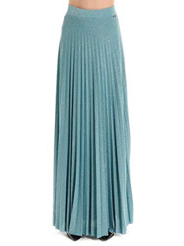 Luxury Fashion | Liu Jo Dames IA0221J5893X0228 Blauw Elasthaan Rokken | Lente-zomer 20