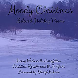 Moody Christmas: Beloved Holiday Poems cover art