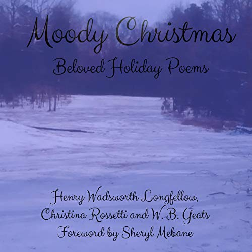 Moody Christmas: Beloved Holiday Poems audiobook cover art