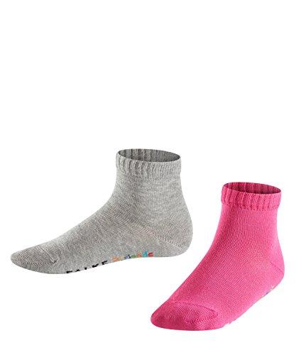 FALKE 2friends Kinder Sneakersocken sortiment (0030) 35-38 aus hautfre&licher Baumwolle