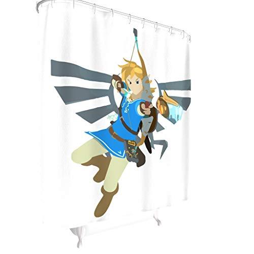 cortinas de baño zelda