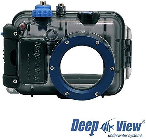 Deepview - Caisson Deepview pour Nikon S3700
