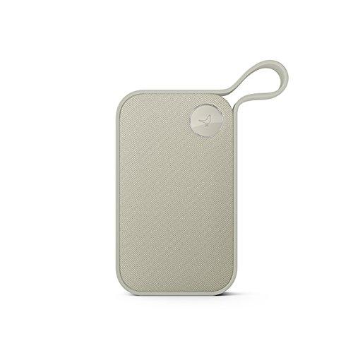 Libratone ONE Style Bluetooth Lautsprecher (360° Sound, Touch Bedienung, IPX4 Spritzwassergeschützt, 12 Std. Akku) cloudy grey