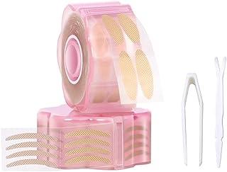 Minkissy 1 Set Van Dubbele Ooglid Tape Onzichtbare Oog Tape Geen Spoor Make- Up Levert (Roze)
