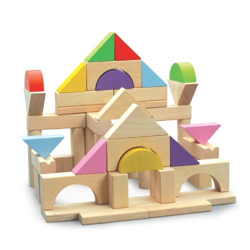 Andreu Toys Andreu ToysWW-2505 Wonder World Blocs 5 x 23 x 18 cm