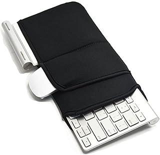 Orchidtent Black Color Neoprene Sleeve Carrying Protection Case Cover Bag for the Logitech K810 Logitech K811 Bluetooth Ke...