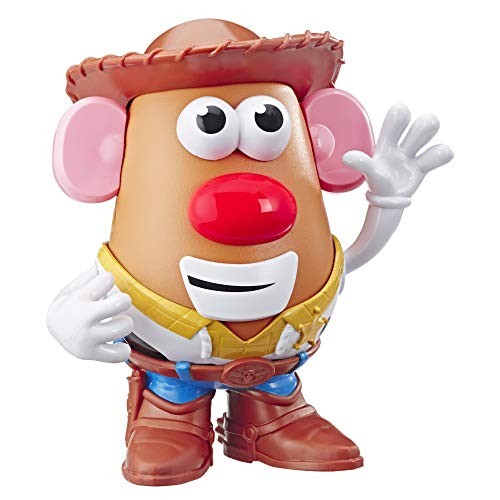 Monsieur Patate - Monsieur Patate Woody - Jouet enfant 2 ans – La Patate du film Toy Story – Jouet 1er age