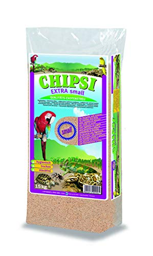 Chipsi 28437 Extra small 15 kg