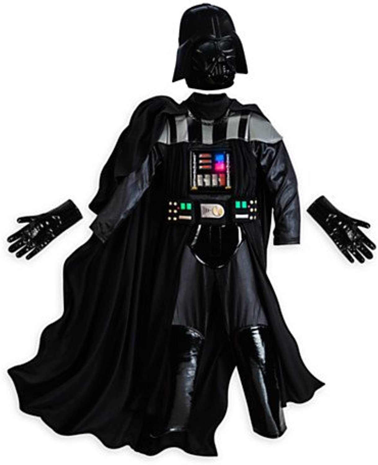 Darth Vader LightUp Costume For Kids Size 56 Years