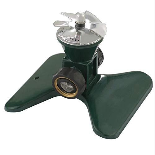 Automatische 360-Grad-Drehung Mildes Regenwasser Gartensprinkler Spiralspray Rasendüse Landwirtschaft Bewässerung Bewässerungswerkzeug