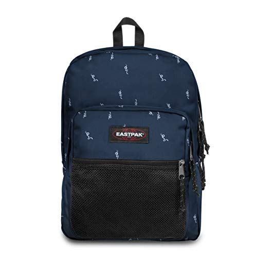 Eastpak Pinnacle Backpack, 42 cm, 38 L, Mini Snake (Blue)