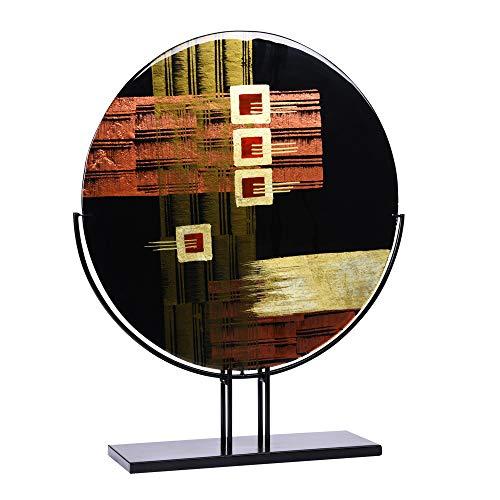 TABLE PASSION - décoration sur Socle Disque Plat Caracas 48 cm