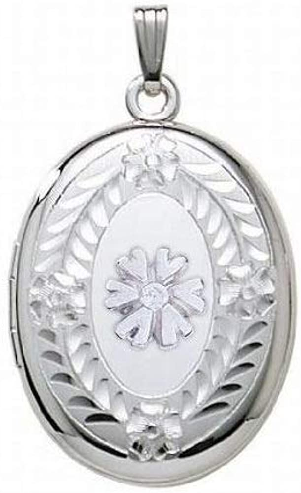 PicturesOnGold.com Sterling Fees free!! Silver Cremation and Ranking TOP5 D W Locket Hair