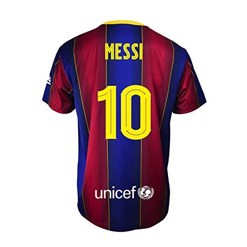 Champion's City Kit - 10 Messi - Camiseta y Pantalón Infantil Primera...