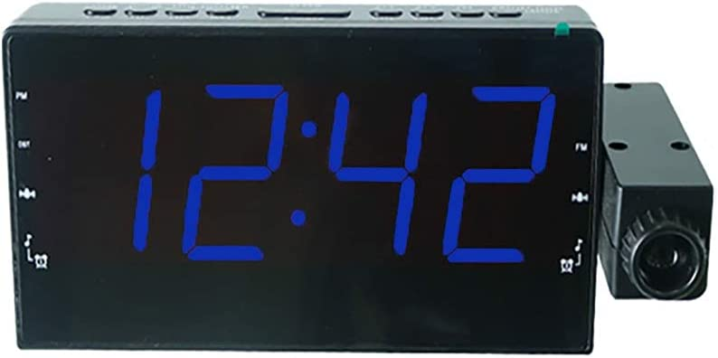 ZHOUJ Clock discount Smart Projection Pro FM Radio Multi-Function Soldering