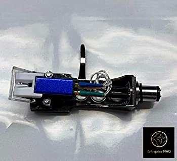 Cartridge Stylus needle and headshell Titanium with mounting bolts for Numark TT1625 TT1520 TT100 TT TT1 TT2 Limit DJ2500B,TT500 TT200 TT1700 TTi TTX1 TTX TT1600 TT1910 TT1610 TT1529,
