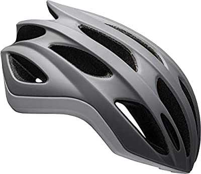 Bell Formula MIPS Adult Road Bike Helmet - Matte/Gloss Grays (2021), Large (58-62 cm)