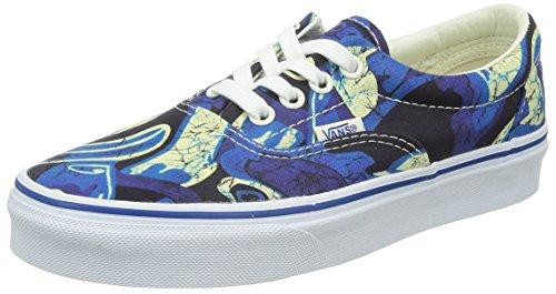 Vans Era Pinta Mujer Hombre Zapatillas de lienzo disponibles, Azul, 40,5 EU