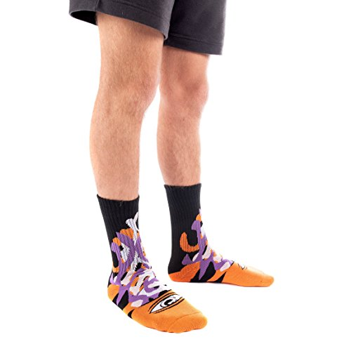 Toy Machine Herren Socken Barf Sect Socks