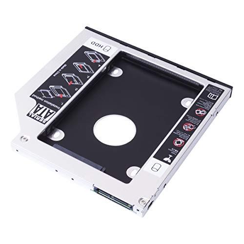 UNYKAch - Soporte para Disco Duro SATA de 9 mm para Ordenador...