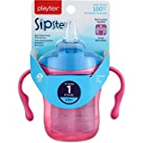 Playtex First Lil' Gripper Straw Trainer Cup - 7 oz - Colors May Vary