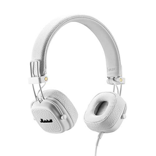 Marshall Major III Casque Audio Filaire - Blanc
