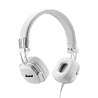 Marshall Major III Wired On-Ear Headphones, White (1001823) (B07CNPTTHY) | Amazon price tracker / tracking, Amazon price history charts, Amazon price watches, Amazon price drop alerts