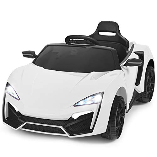 Costzon Ride on Car, 12V Battery Powered Electric Vehicle...