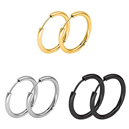 Gemini_Mall, orecchini da donna e ragazza, in acciaio inox, alla moda, per uomini e donne, per San Valentino, festa della mamma, matrimonio, festa, Natale, compleanno, regalo