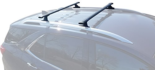 BRIGHTLINES Roof Rack Cross Bar Compatible with 2018-2020 Chevy Equinox GMC Terrain