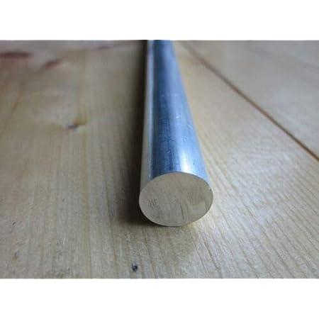 GRAINGER APPROVED 83043 Rod Stock,Aluminum,1//8 in dia.
