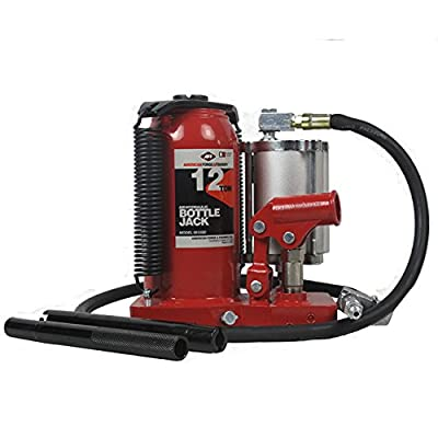 AFF Super Duty Air/Hydraulic Bottle Jack (Various Capacity: 12-30 Ton)