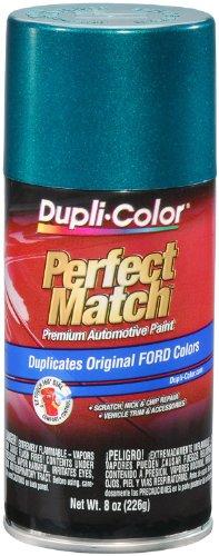 Dupli-Color EBFM03457 Pacific Green Metallic Ford Exact-Match Automotive Paint - 8 oz. Aerosol