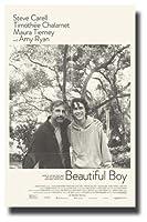 美しい男の子のポスター 映画プロモ 11 x 17インチ スティーブ・キャレル・ティモシー・チャラメット・メイン