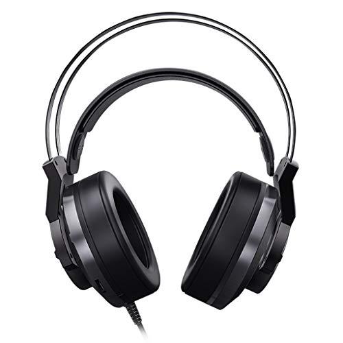 Esports luisteren stem met microfoon USB 7.1-kanaals desktop laptop headset sterke bass ruisonderdrukking Gaming headset