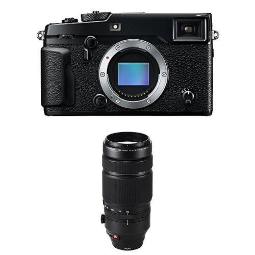 Find Discount Fujifilm X-Pro2 Body Professional Mirrorless Camera + XF100-400mm F4.5-5.6 R LM OIS WR