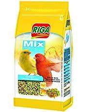 Riga Menu miks dla ptaków kanaryjskich, opakowanie 5 sztuk (5 x 900 g)