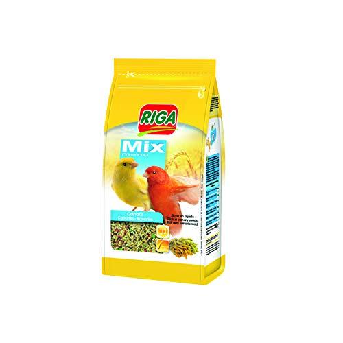 Riga Menü Mix für Kanarienvögel, 5er Pack (5 x 900 g)