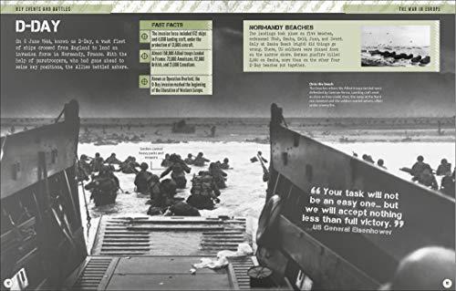 World War II Visual Encyclopedia (Dk History 10)