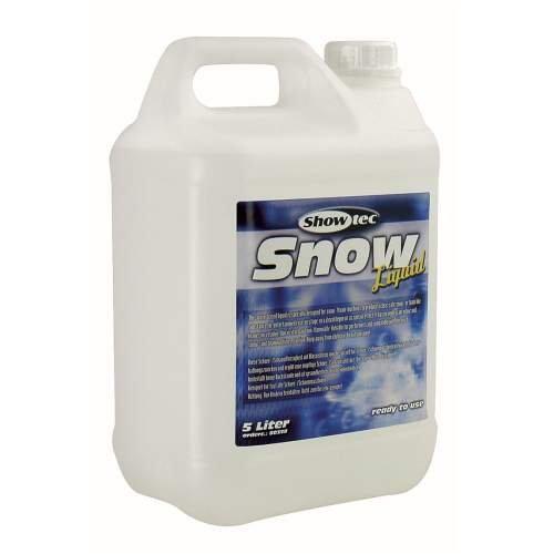 Showtec - Líquido nieve 5 litros 80358