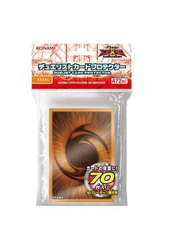 Konami Yu-Gi-Oh! Zexal Duelist Card Protector ZEXAL Card Sleeves