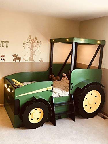 Tractor Bed Plans